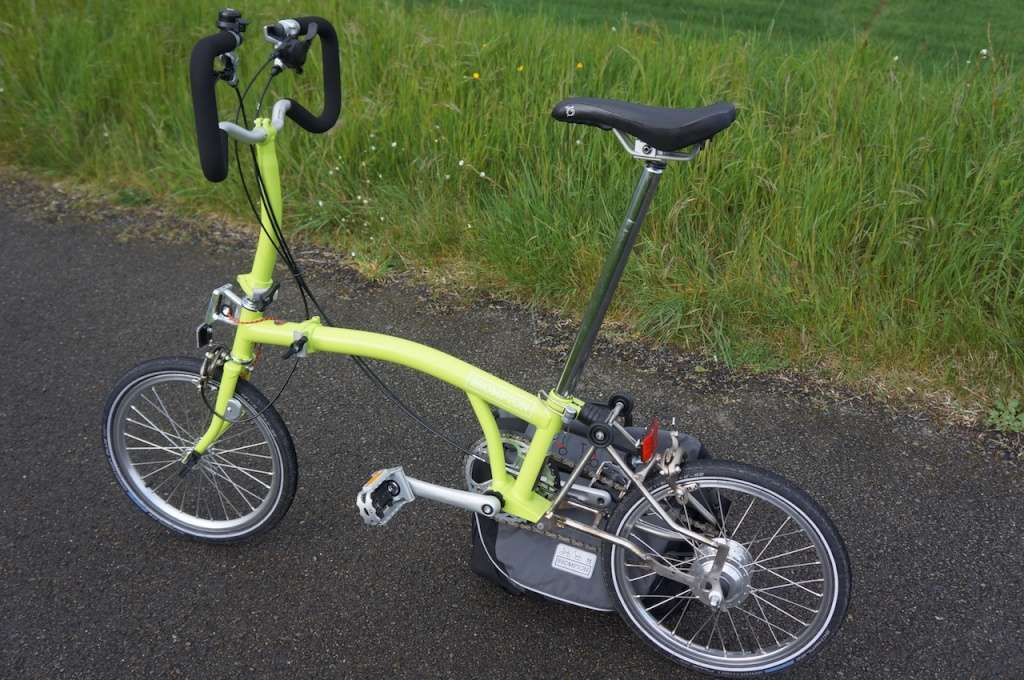 Green Lime Alfine Brompton by Kinetics - Page 2 Photo615