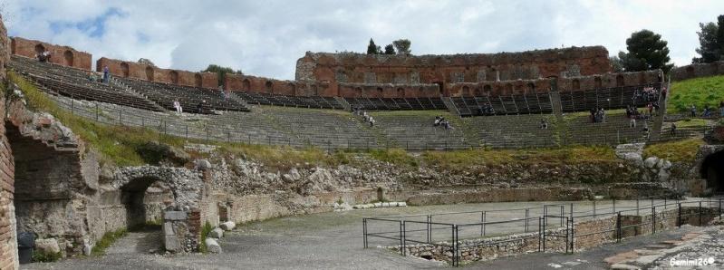 Sicile - 3 - Taormine et Forza d'Agro P1490118