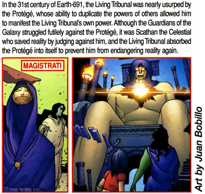 Protege Nearly Usurped The Living Tribunal  43630810