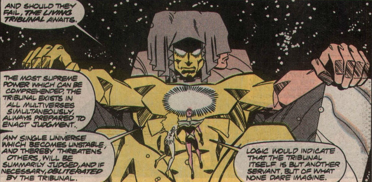 The Living Tribunal Respect Thread Omnipr10