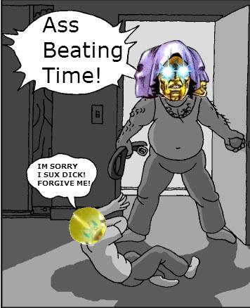 The Living Tribunal Vs Elder God Demonbane Meme Untitl12