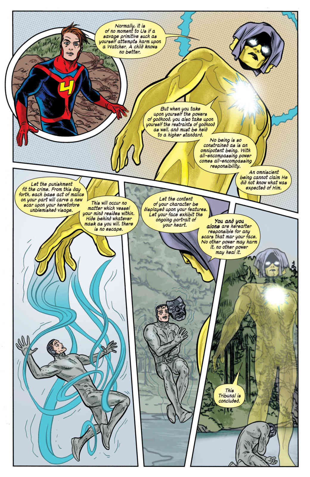 The Living Tribunal Respect Thread Zybsr610