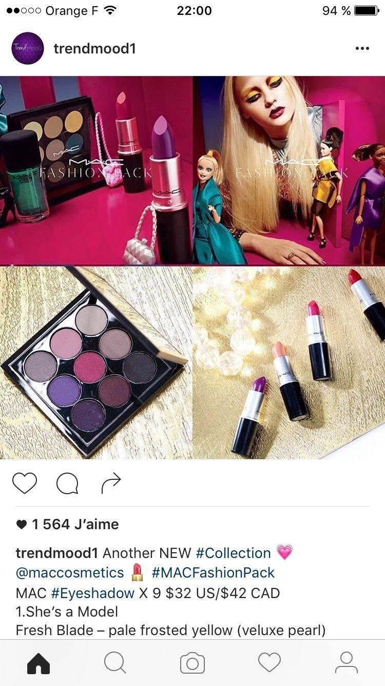 MAC Fashion Pack ( Fin Juin-Juillet 2016) Image25