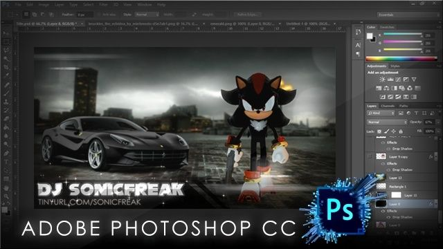Adobe Photoshop CC Photos10