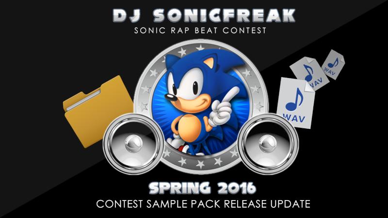 ★ Sonic Rap Beat Contest & Downloads Update ★ Video_10