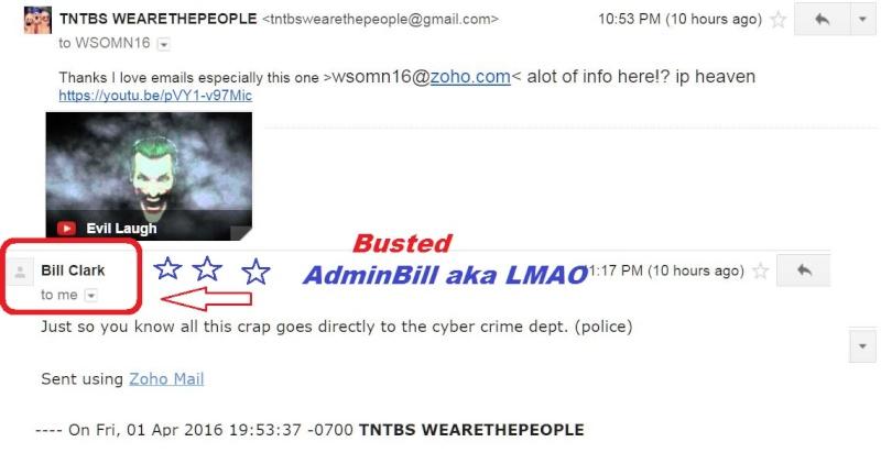 AdminBill replies to TNTBS Gottch10