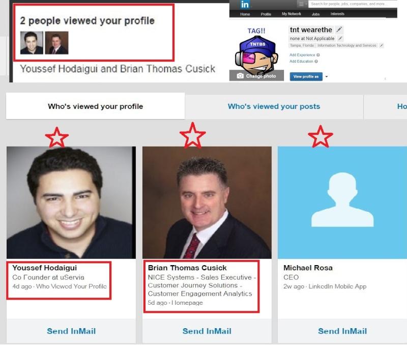 Youssef on linkedin wants to be friends w/ TNTBS  Two_pe10