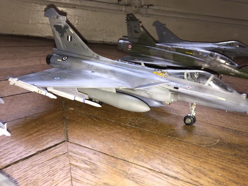 modification rafale - 1er Rafale livré en Gréce - Greek Rafale Rafale11