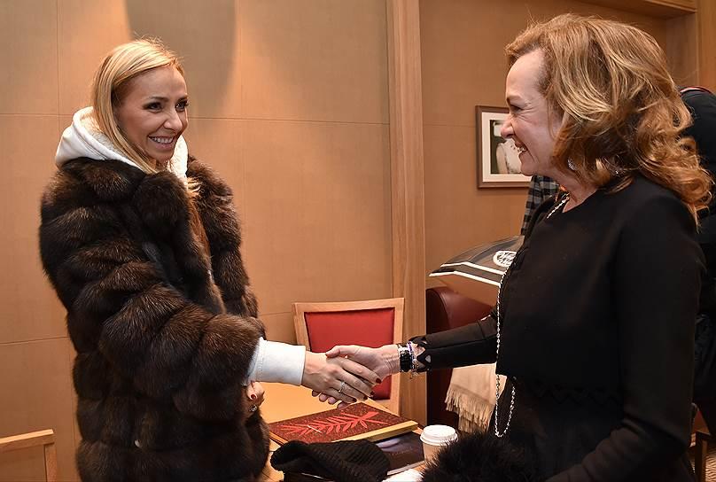 Татьяна Навка - официальный посол бренда Chopard - Страница 2 Kmo_1511
