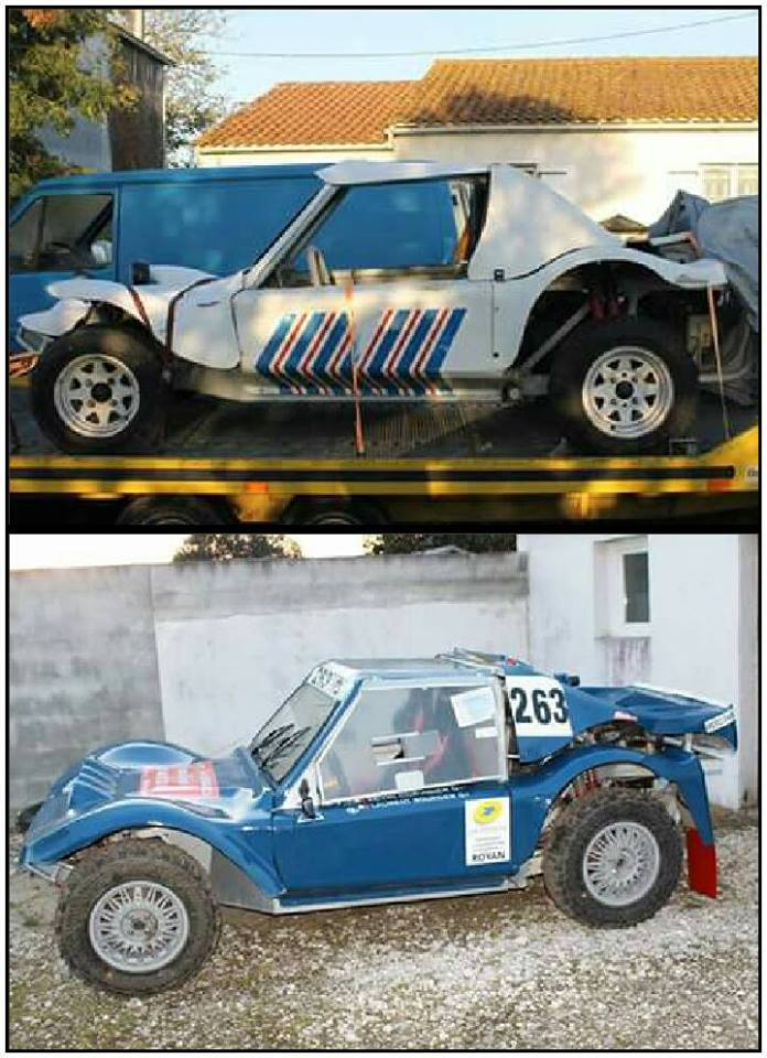 Restauration d'un buggy phil's car - Page 3 12923310