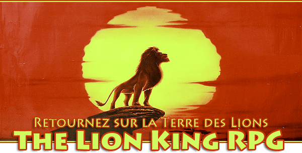 The lion king rpg