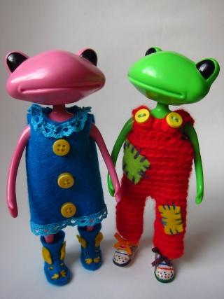[Wonder Frogs] Roméo et Juliette :défilé de mode Img_8013