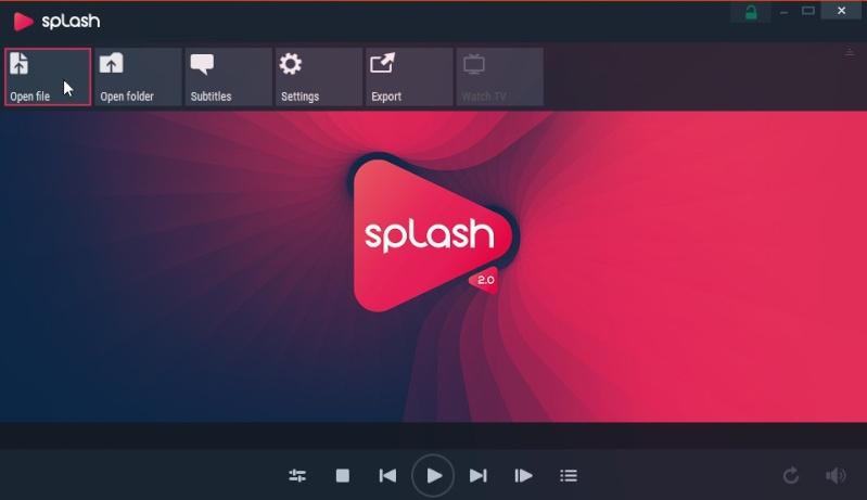 Splash 2.7.0  112