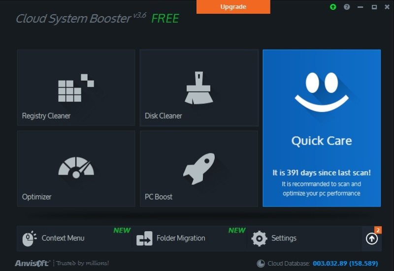 Cloud System Booster 3.6 1138