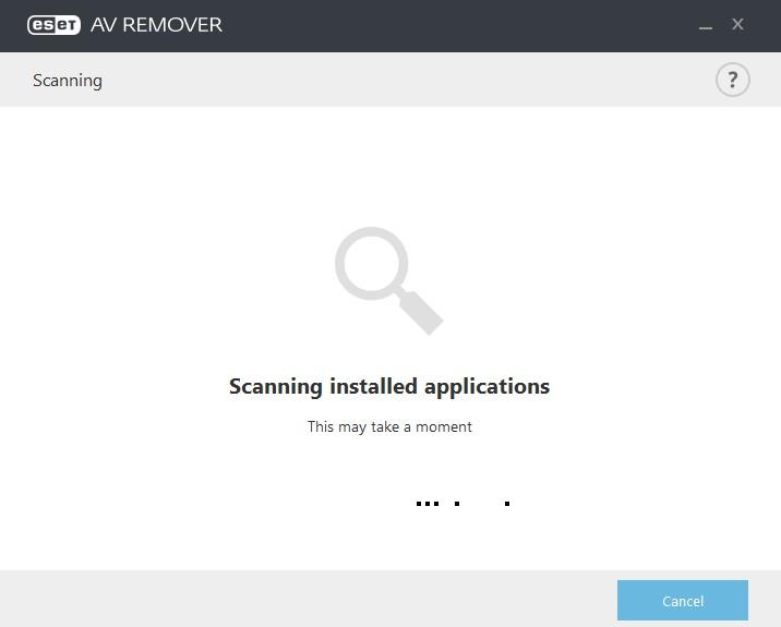 ESET AV Remover 1.5.0.0 1142