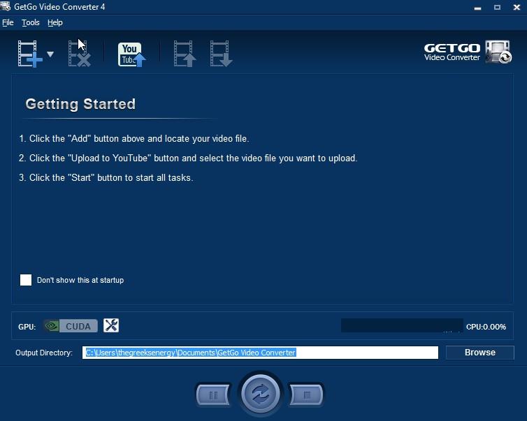 GetGo Video Converter 4.1.0.248 1150