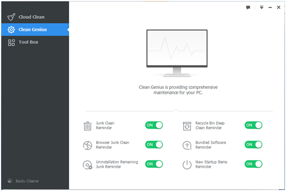 Baidu Cleaner 6.0.4.144331 Beta 14238012