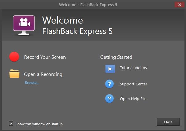FlashBack Express Recorder 5.19.0 Build 4140 168