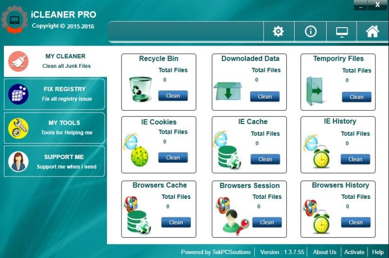 iCleaner Pro 1.3.7.55 - Καθαρίστε τα άχρηστα αρχεία στον υπολογιστή σας 2124