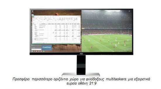 Όσα περισσότερα, τόσο το καλύτερο: εύκολο multitasking με την οθόνη σας 2129