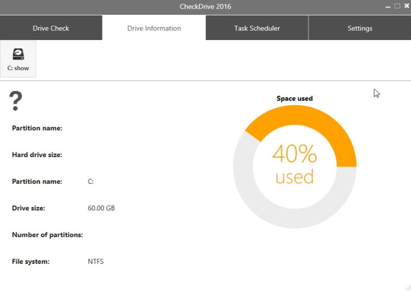CheckDrive 2020 (2020.2) - Ελέγξτε τον σκληρό σας δίσκο για σφάλματα 2130