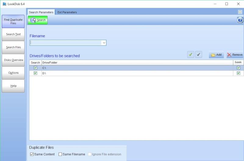 LookDisk 6.9 - Βρείτε διπλά αρχεία και πολλά άλλα... 221