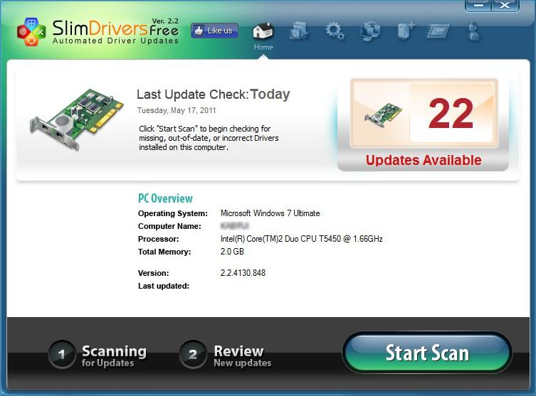 SlimDrivers 2.21.0 - Αναβαθμίστε τους drivers του υπολογιστή σας!  280