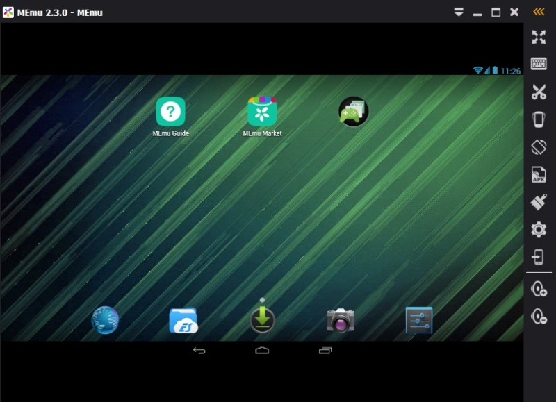 MEmu Android Emulator 7.3.3 289