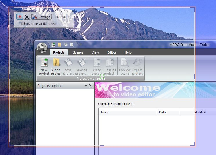 VSDC Free Screen Recorder 1.2.4.204 3101