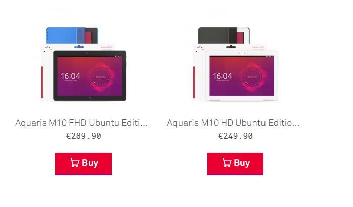 [Update] BQ Aquaris M10: Το Ubuntu Tablet είναι διαθέσιμο για προ-παραγγελία 320