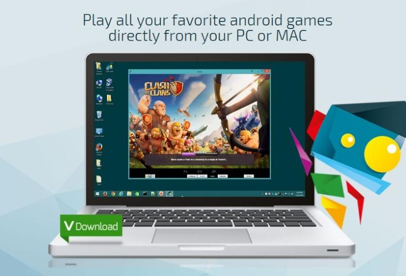 Andy OS 47.0.1083 - Τρέξτε εφαρμογές και παιχνίδια Android σε Windows και Mac OS X 339