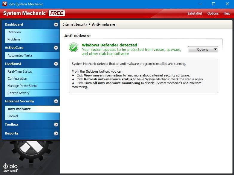 System Mechanic Free 18.7.3.176 342