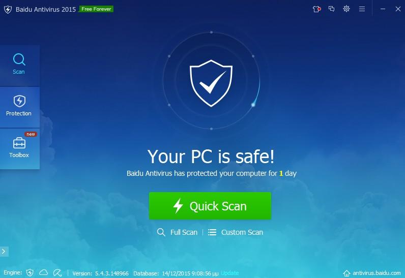Baidu Antivirus 5.4.3.148966 365