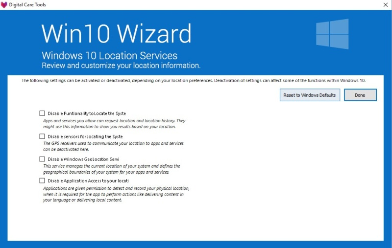 Win10 Wizard 1.0.2.0 383