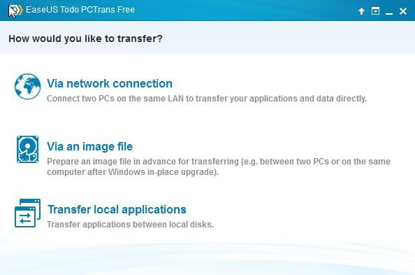 EaseUS Todo PCTrans Free 9.8 - Μεταφέρετε μουσική, φωτογραφίες, έγγραφα, κλπ από έναν παλιό υπολογιστή σε ένα νέο 425