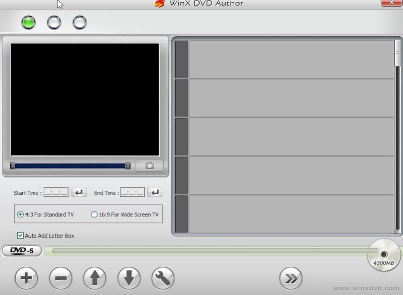 WinX DVD Author 6.3.10 453