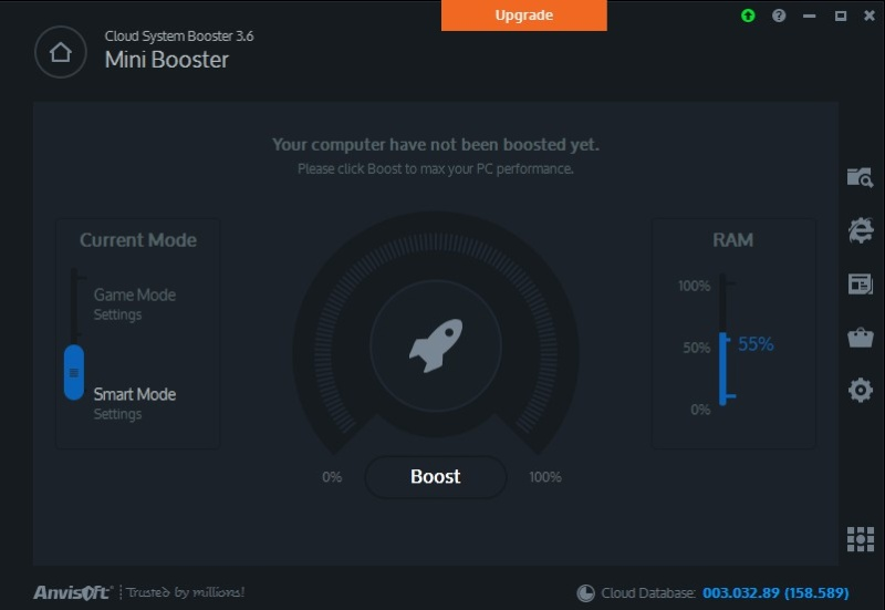 Cloud System Booster 3.6 546