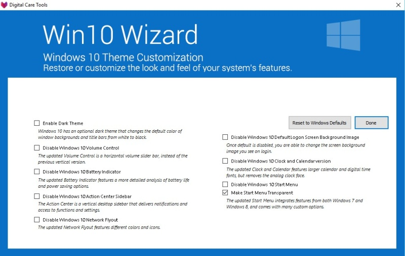 Win10 Wizard 1.0.2.0 551