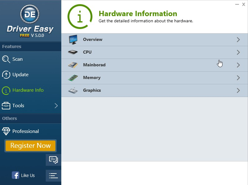 Driver Easy Free 5.6.12.37077 619