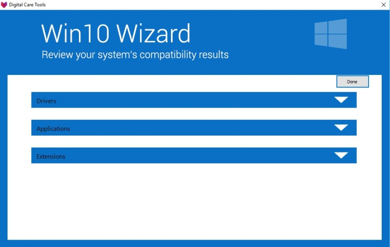 Win10 Wizard 1.0.2.0 733