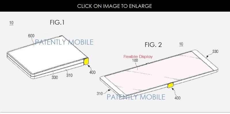 Samsung Galaxy X: To 2017 το smartphone με 4K αναδιπλούμενη οθόνη Foldab10