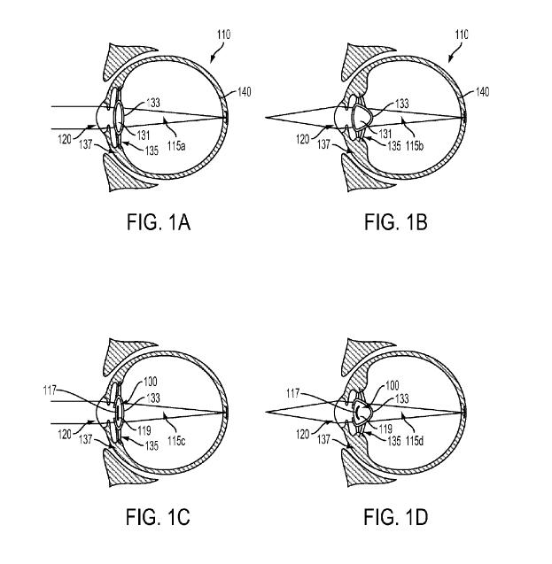 Η Google κατέθεσε δίπλωμα ευρεσιτεχνίας για ενδοφθάλμιους «έξυπνους φακούς επαφής» Google11