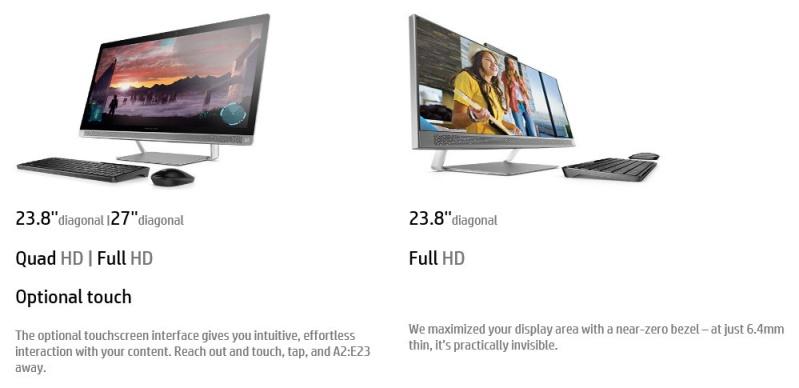 Η HP παρουσιάζει τα νέα Pavilion All-in-One PCs Hp-pav12