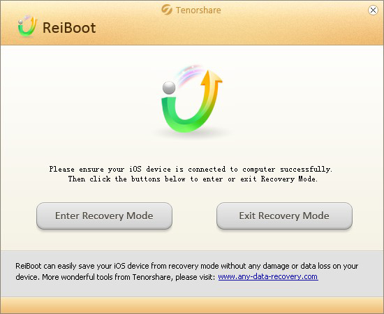 ReiBoot 7.6.0.7 Iphone11