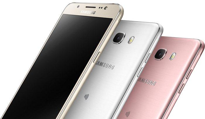 Ανακοινώθηκαν τα νέα smartphones Samsung Galaxy J7 και Samsung Galaxy J5 J510