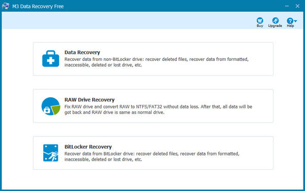 M3 Data Recovery Free 5.2.1 M3-dat11
