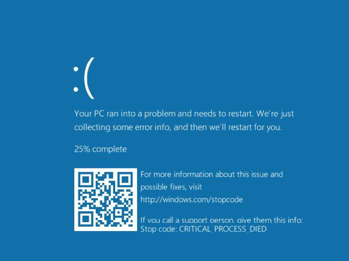 Windows 10: Η νέα έκδοση του BSOD θα παρέχει περισσότερες λεπτομέρειες για το σφάλμα Micros14