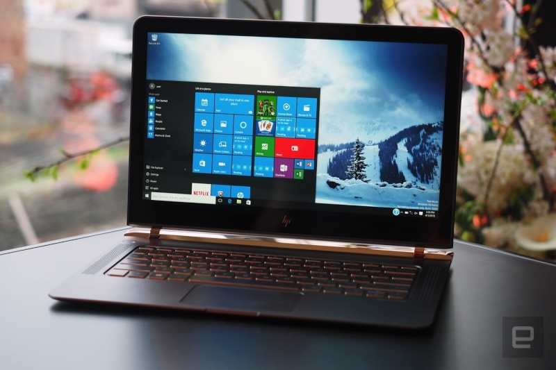 HP Spectre: To λεπτότερο Laptop στον κόσμο P1010310