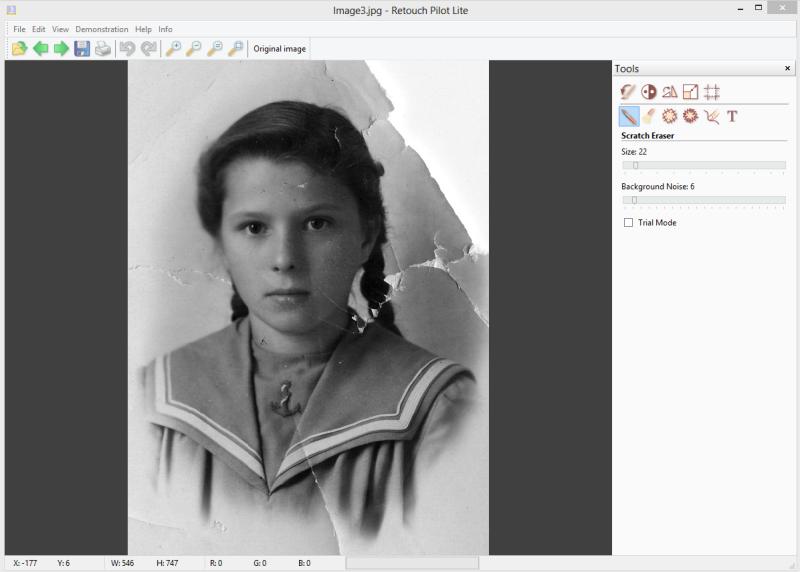 Retouch Pilot Lite 3.5.5 - Διορθώστε τις φωτογραφίες σας Retouc10