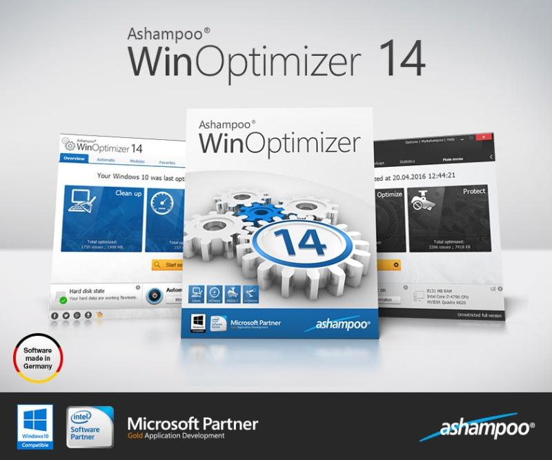 Διαγωνισμός: Κερδίστε 10 άδειες της εφαρμογής Ashampoo WinOptimizer 14 Scr_as18